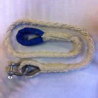 24mm 8 Plait Nylon Mooring Rope Strops